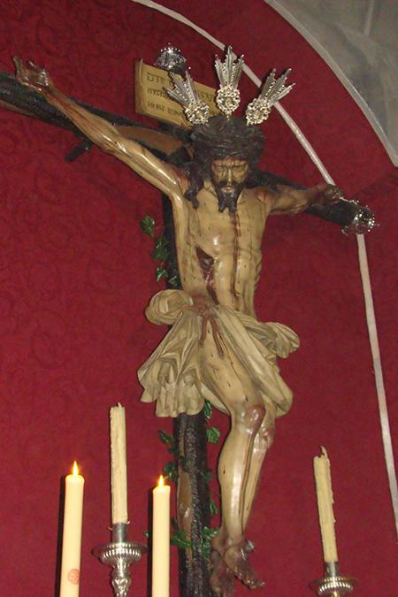 Fervorosa Hermandad del Santísimo Cristo de la Yedra y Nuestra Señora de la Caridad