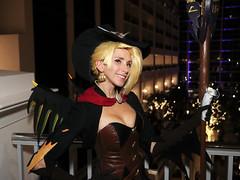 Mercy - Overwatch (Halloween skin)