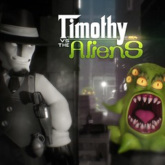 Timothy vs the Aliens