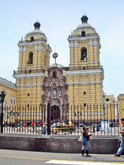 Pérou, Lima, Piscos & Paracas