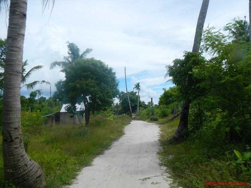 Inland Malapascua