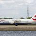 G-BZAV British Aerospace 146-RJ100 British Airways