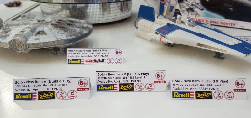 Revell-Solo-kits