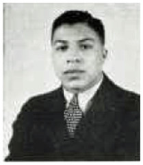 Ulysses Lee—student who protested U.S. Capitol Jim Crow: 1934