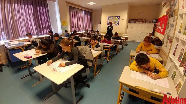 Bahçeşehir Koleji Bursluluk sınavı- Teşekkürler Alanya -6