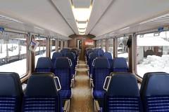 Rhaetian Railway - B 2310 Interior
