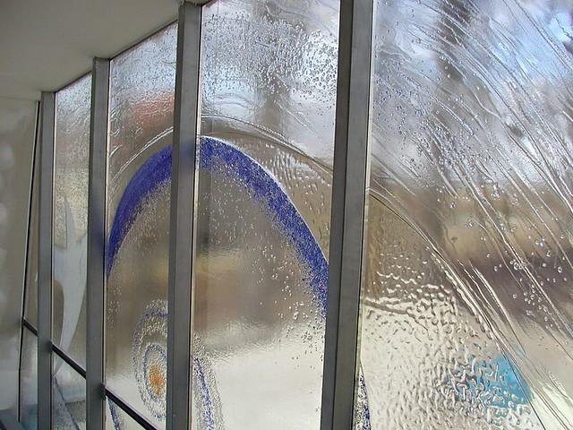 spekané sklo fusing