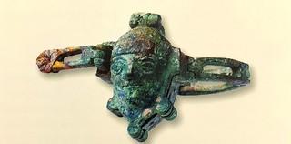 Roman puzzle lock