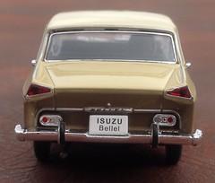 Isuzu Bellel 2000 Diesel Deluxe (1963)