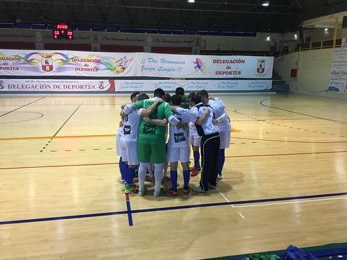 Fútbol Sala 3º Nacional Inmobiliaria Busto Dos Hermanas F.S.