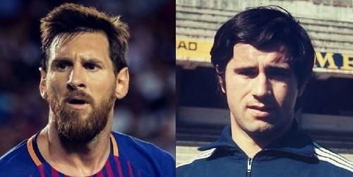 Lionel Messi Berhasil Melewati Rekor Pemain Terhebat Gerd Muller