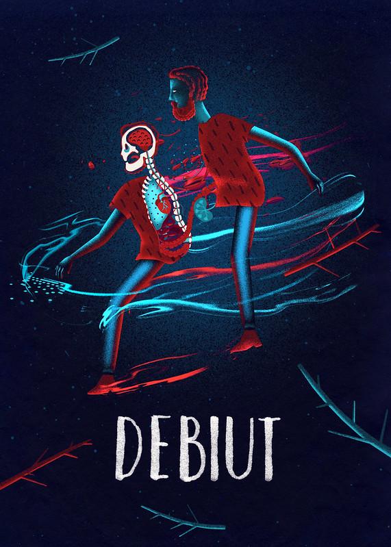 Debut poster