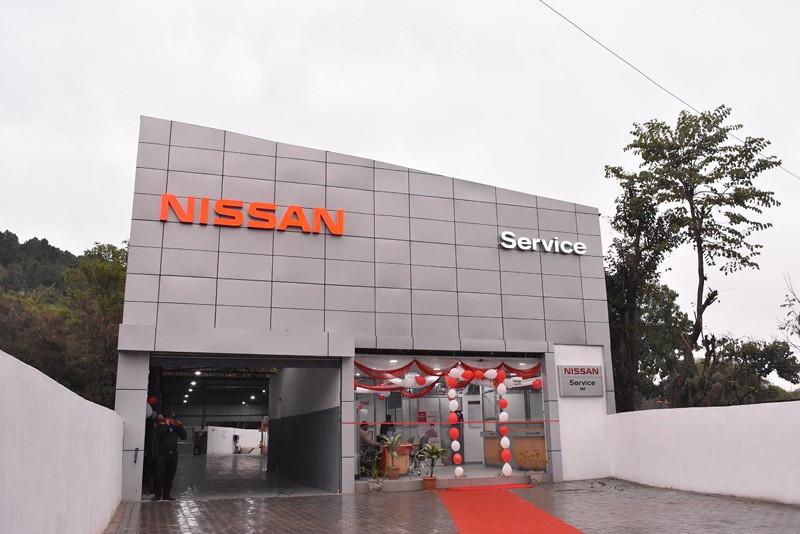 Nissan-Service