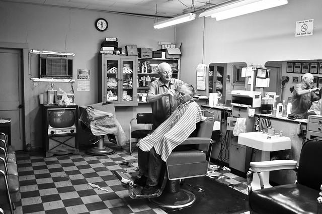 Kacer's Barber Shop - Ganado,Texas