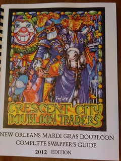 NewOrleans Mardi Gras Doubloons 2012 cover