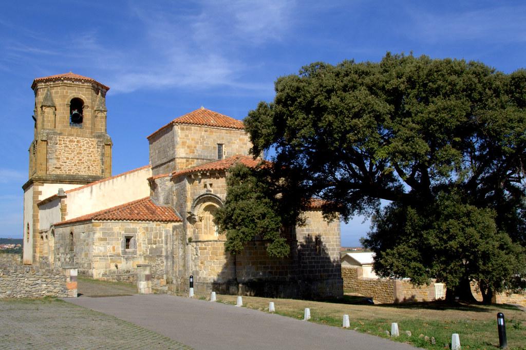 Santa María de Bareyo /Cantabria)