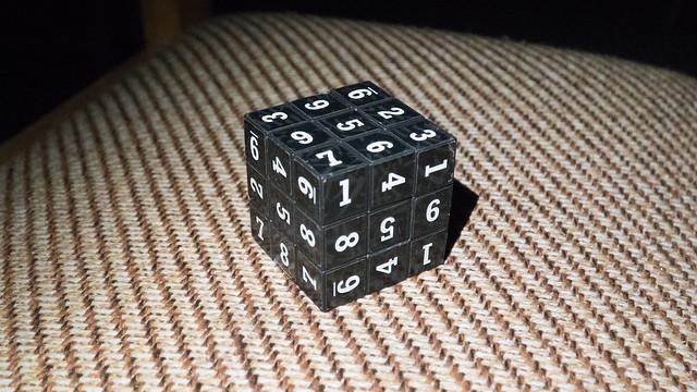 Ein etwas anderer Rubiks Cube