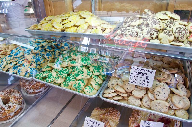 Haegele's Bakery Mayfair Philadelphia Retro Roadmap
