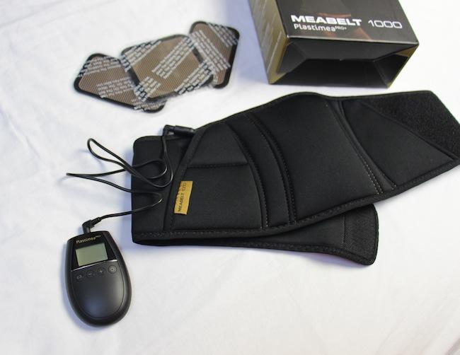 test de la ceinture de musculation abdominale meabelt 1000. Black Bedroom Furniture Sets. Home Design Ideas