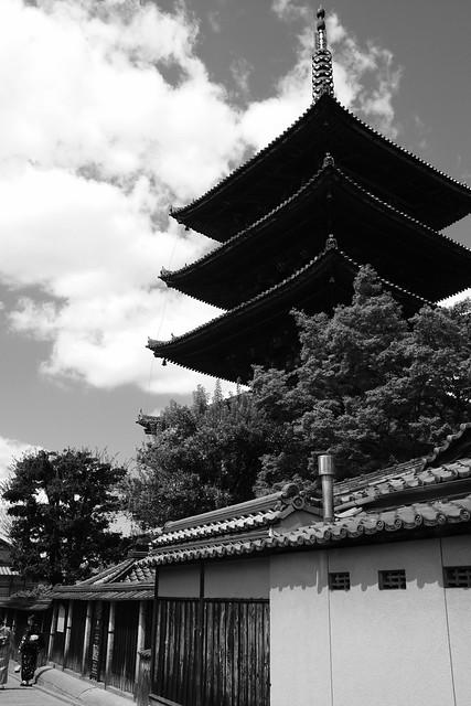 Hokanji(法観寺=八坂の塔),Kyoto, Japan