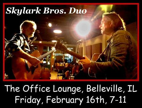 Skylark Bros. Duo 2-16-18