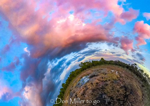 mavicpro drone tinyworld sunsets nature clouds cloudporn sky goldenhour aerial tinyplanet outdoors florida venice unitedstates us