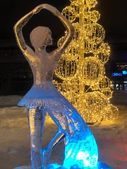 Ice ballerina