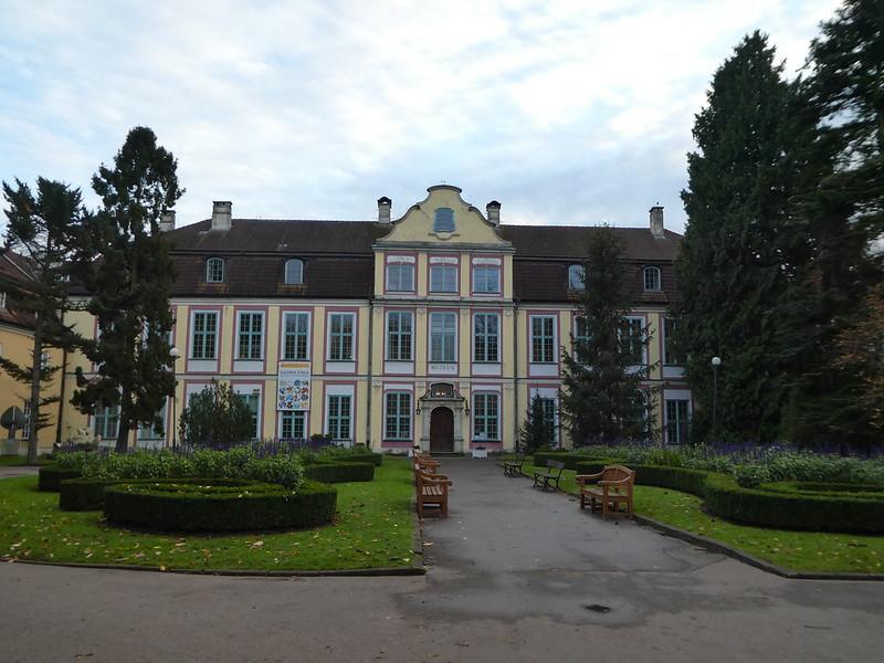 Abbots Palace, Oliwa, Gdansk