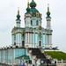 Kiev: Saint Andrew's Church