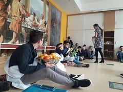 2018. március Megnéztük a Seuso kincseket a múzeumban