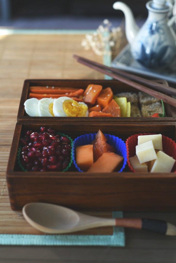 Vegetarian Bento Box