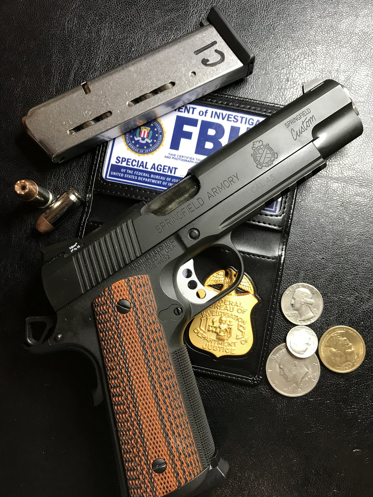 Knowledgeable Of Springfield Custom Shop Models 1911forum Looking For Big Parts Diagram Mine Are A Little Better Iam Sure Others Have Even Pictures