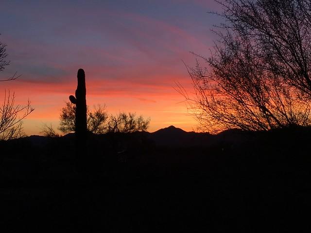 Sunset @ RTR