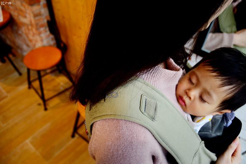 英國Caboo DXgo探索揹巾推薦嬰兒揹巾 (28)