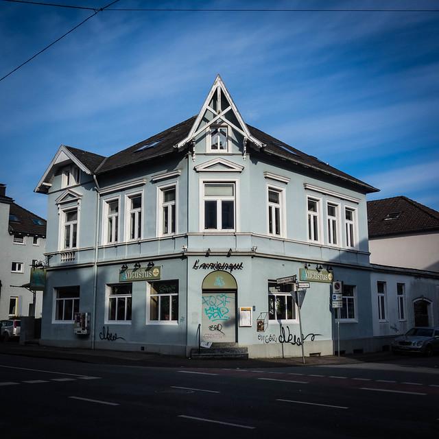 Bielefeld # Square