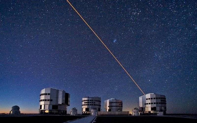 Le nouveau télescope ESPRESSO quatre-en-un est un chasseur de planètes de la prochaine génération