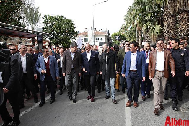 Antalya Büyükşehir Belediyesi fetih, yürüyüş, kutlama-4