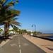 Matagorda promenade, Lanzarote