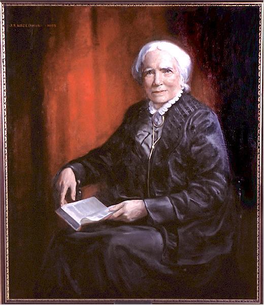 Joseph Stanley Kozlowski, Elizabeth Blackwell, M.D.