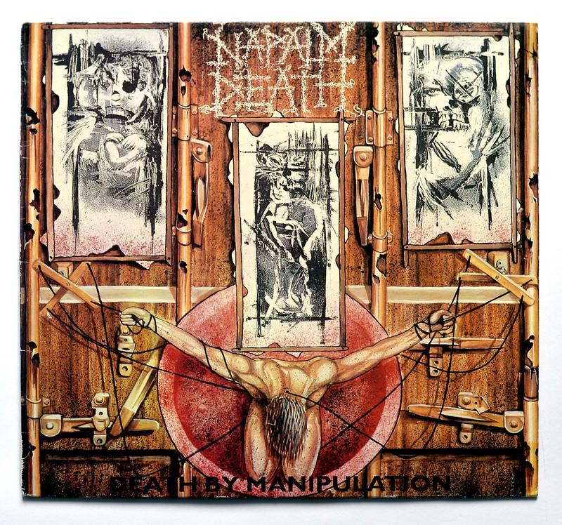 Napalm Death Death by Manipulation A0279