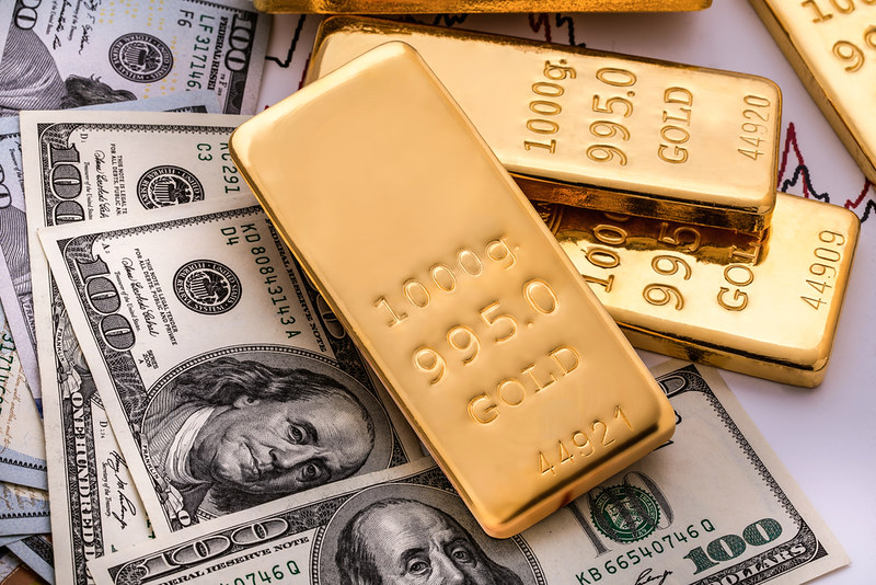 Weak US Dollar Triggers Temporary Boost For Gold