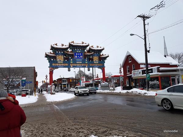 Ottawa's Chinatown