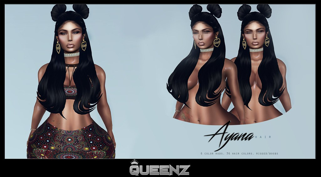 QUEENZ | Ayana Hair