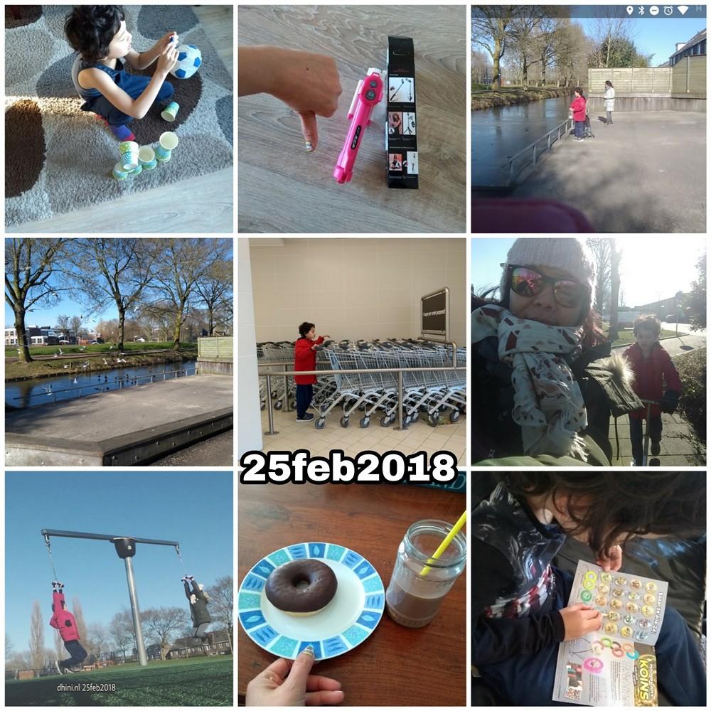 25 feb 2018 Snapshot