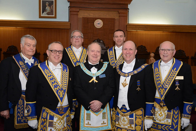2018 01 03 Burlington Lodge Installation