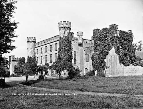 Ashill Tower, Kilmallock, Co. Limerick