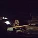 Pontrilas sawmill by Night