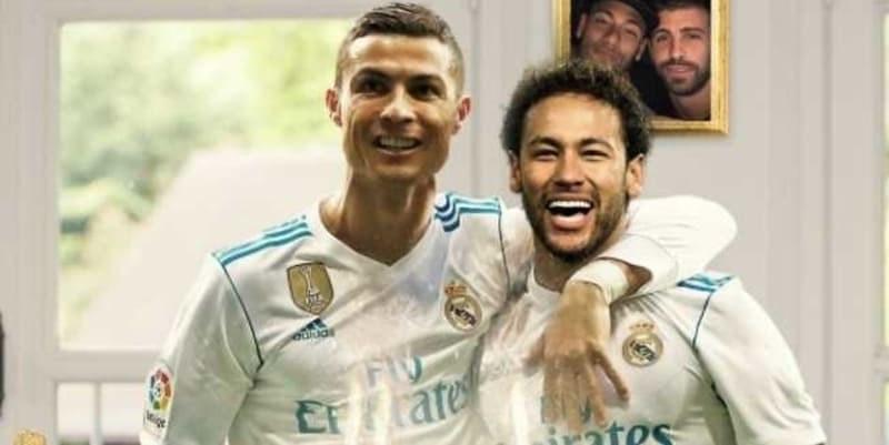 Guti Mengatakan Neymar Lebih Baik Duet Bareng Cristiano Ronaldo