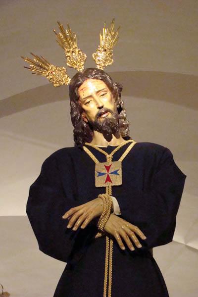 """Hermandad y Cofradia de Nuestro Padre Jesús Cautivo y Nuestra Señora del Mayor Dolor. """"El Cautivo""""."""