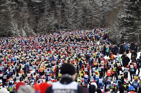 BĚŽELI JSME: Vasův běh? Největší lyžařský zážitek života!